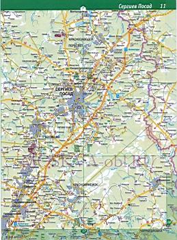 карта московской области топографическая подробная скачать бесплатно