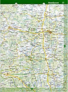 Карта Смоленской области топографическая. Смоленская ...: http://map-1.ru/1175210.html