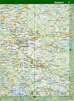 скачать топографическую карту тверской области 1 200000 - фото 3